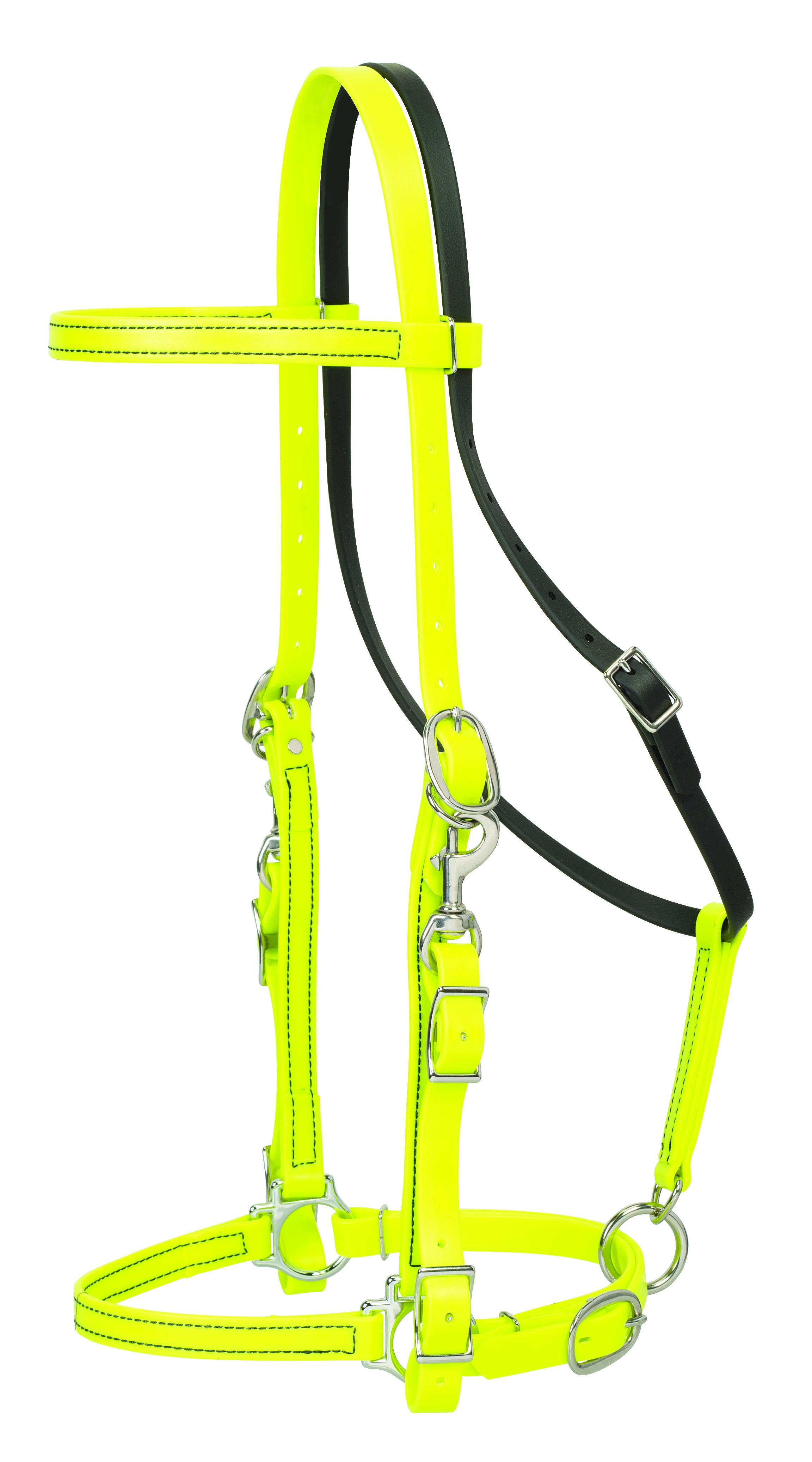 Weaver Leather Trail Gear Halter/Bridle Combo