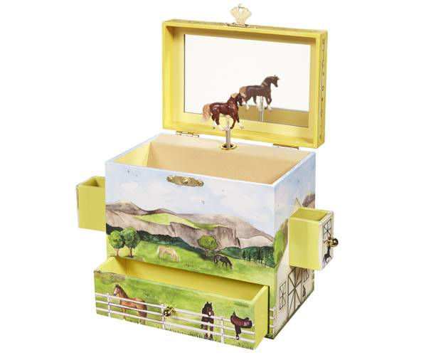 Enchantmints On The Farm Musical Treasure Box
