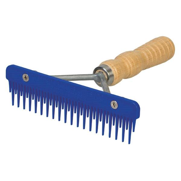 Weaver Mini Fluffer Comb With Wood
