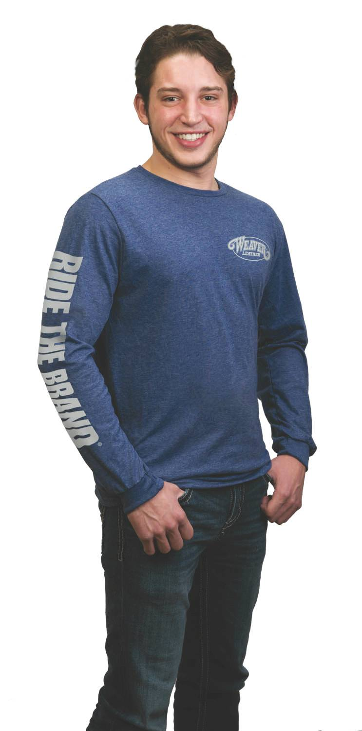 Weaver Ride The Brand Long Sleeve T-Shirt