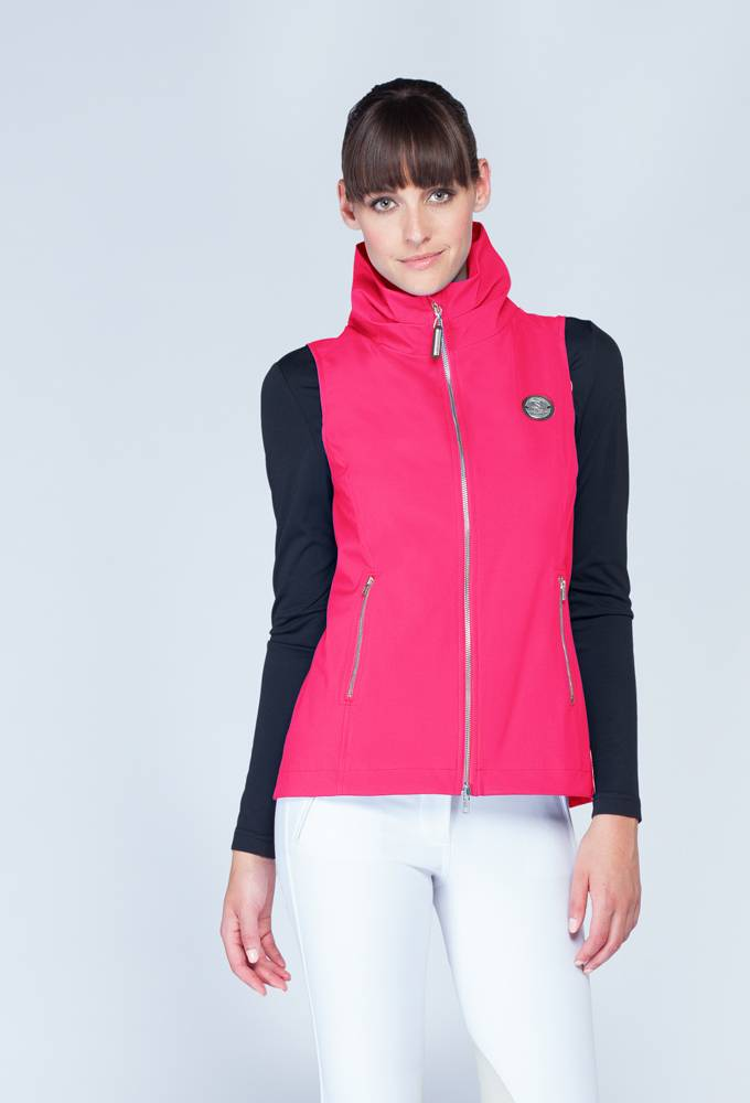 Asmar Ladies Tofino Soft Shell Vest