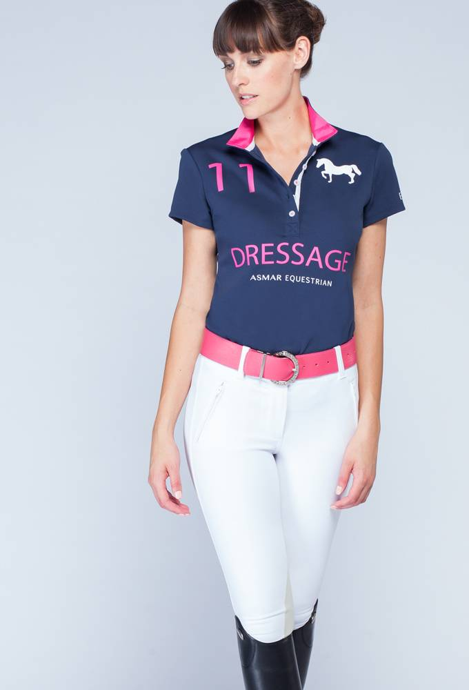 Asmar Ladies Continental Polo - Dressage - Limited Edition