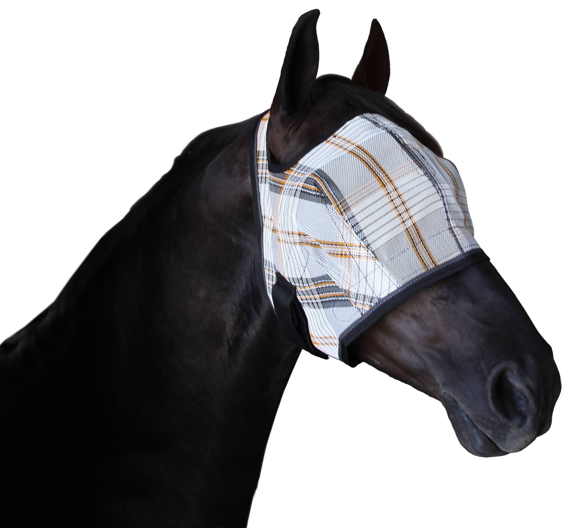 Kensington Vet Mask with Fleece Trim