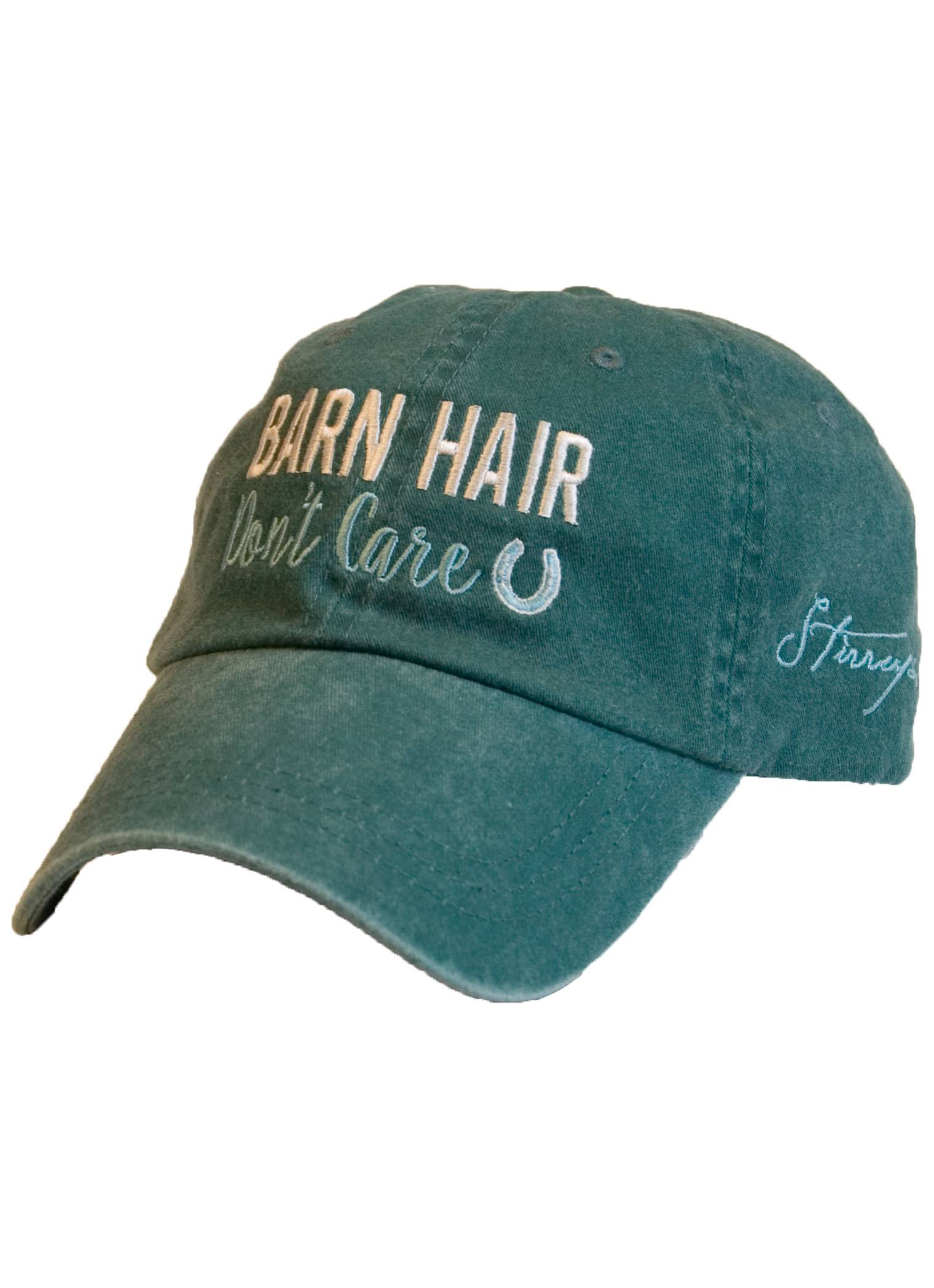Stirrups Ladies Barn Hair -Dont Care Garment Washed Adj. Cap