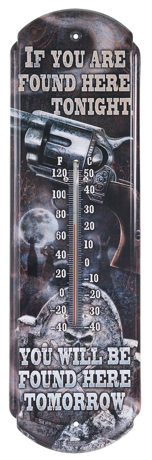 Gift Corral Found Thermometer