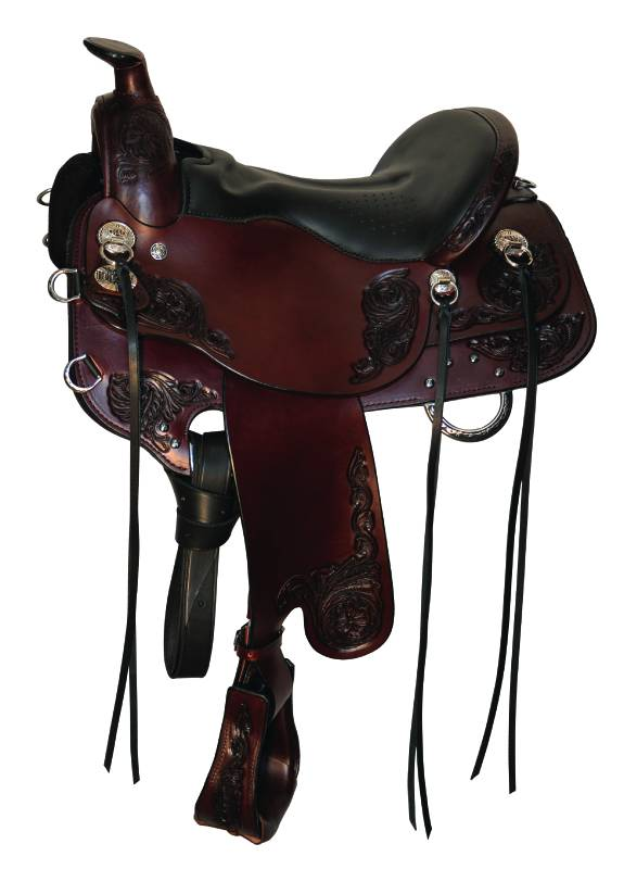 Tucker Horizon Rambler Trail Saddle