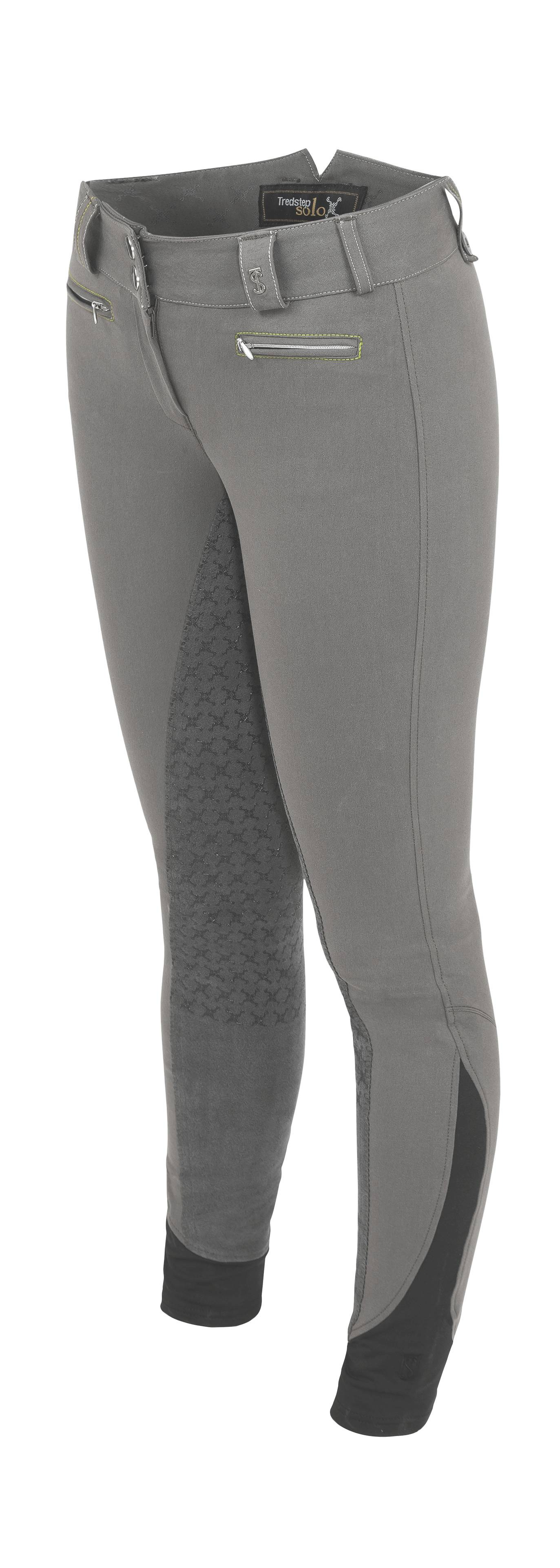 Tredstep Solo Grip Full Seat Breech