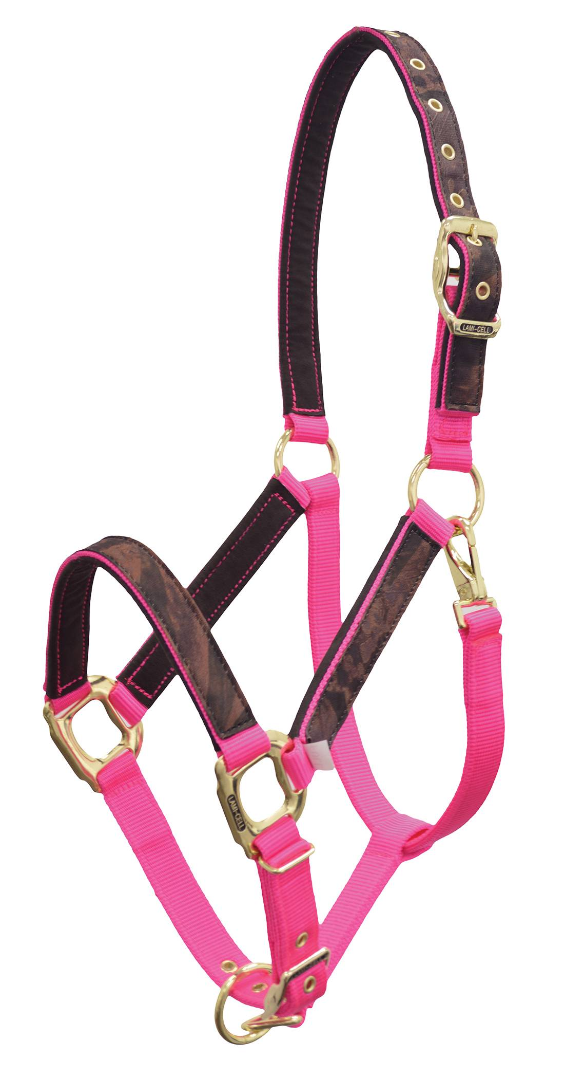 Lami-Cell Wilderness Halter