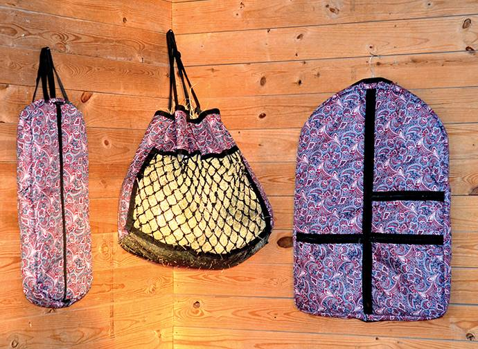 Equi-Sky Paisley Ultimate Hay Bag