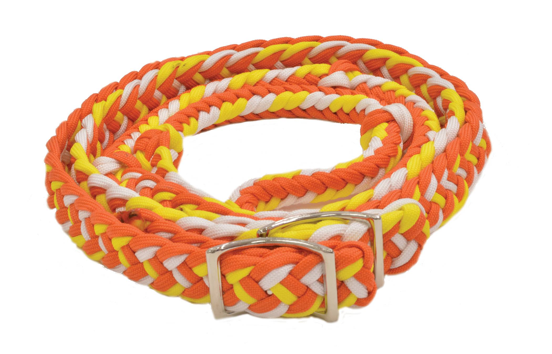 Equi-Sky Southwest Braided Barrel Rein