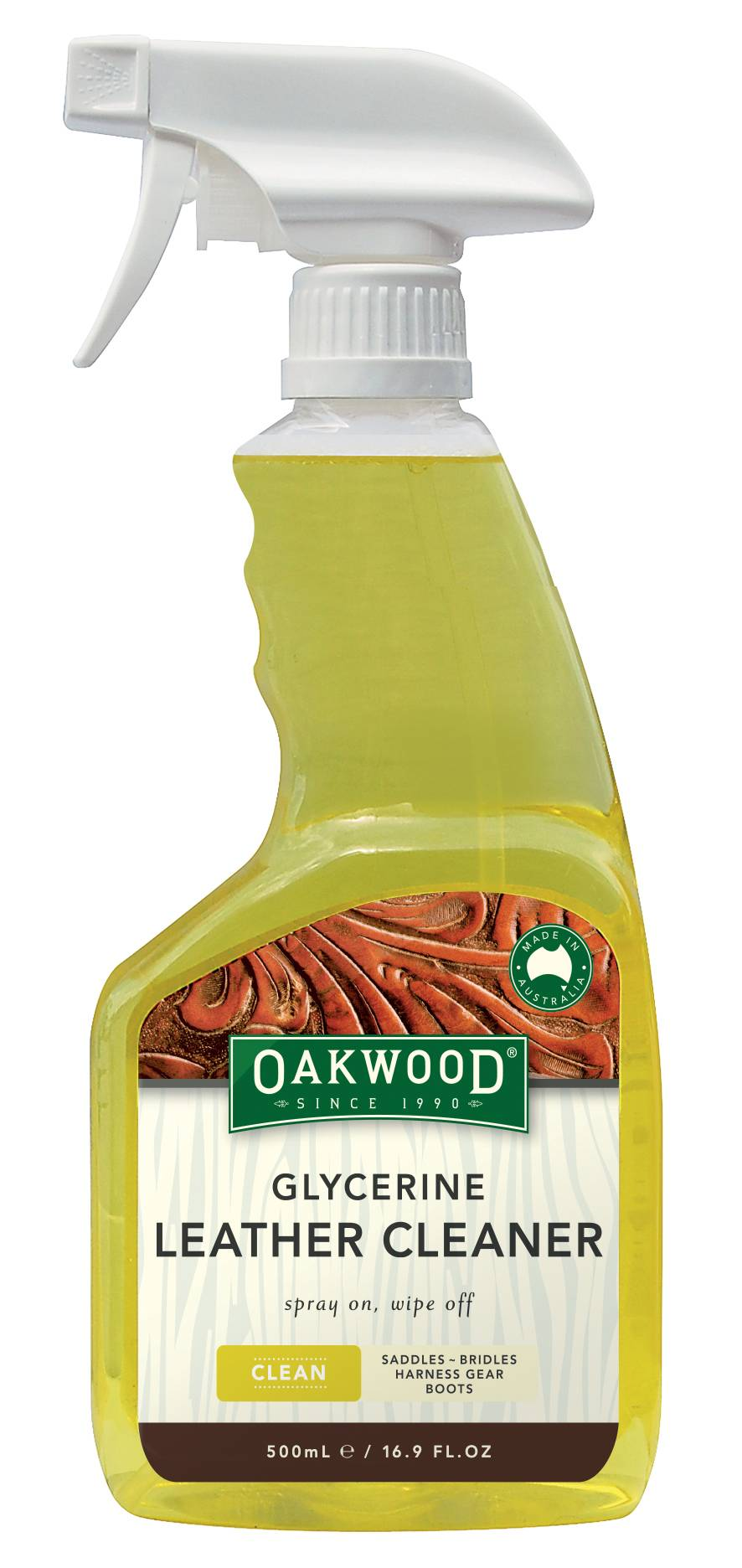 Nunn Finer Oakwood Glycerine Leather Cleaner