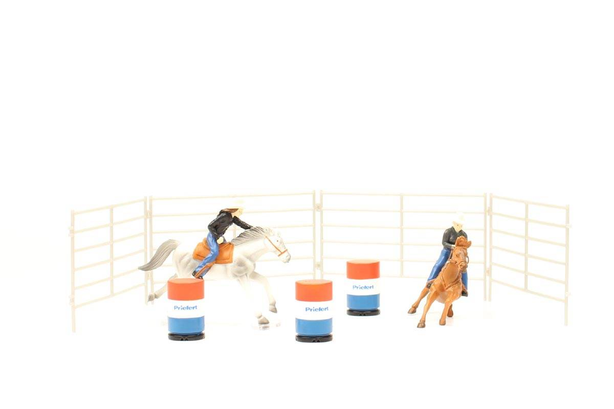 Priefert Barrel Racing Arena 2
