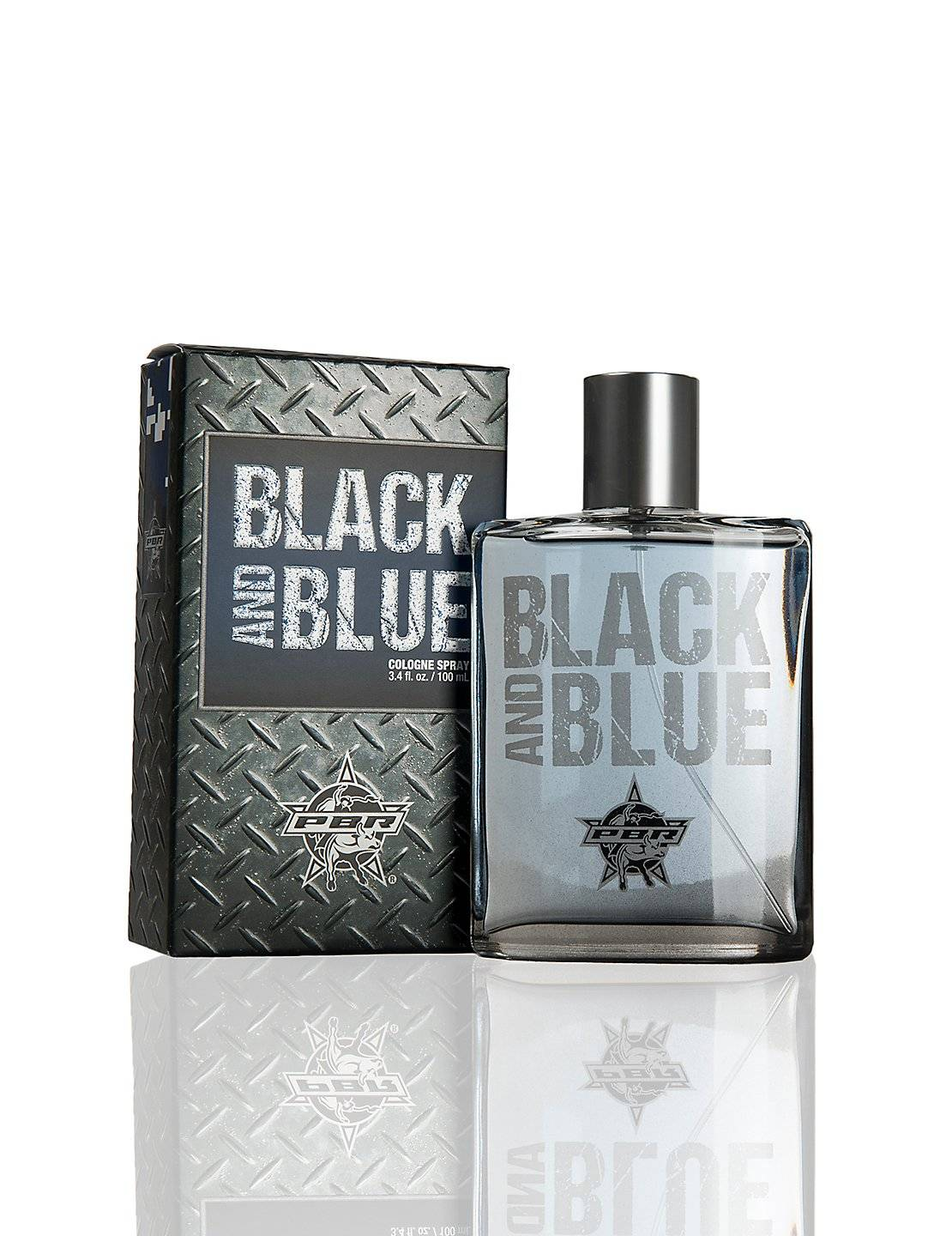 Black & Blue Mens Cologne Spray