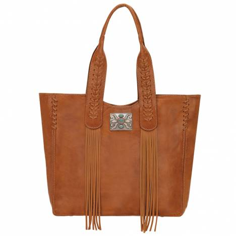 American West Mohave Canyon Large Zip Top Tote