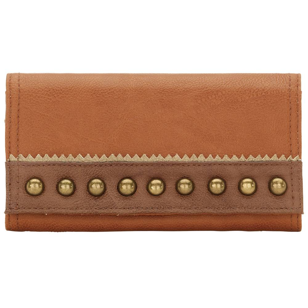 Bandana Oak Creek Flap Wallet