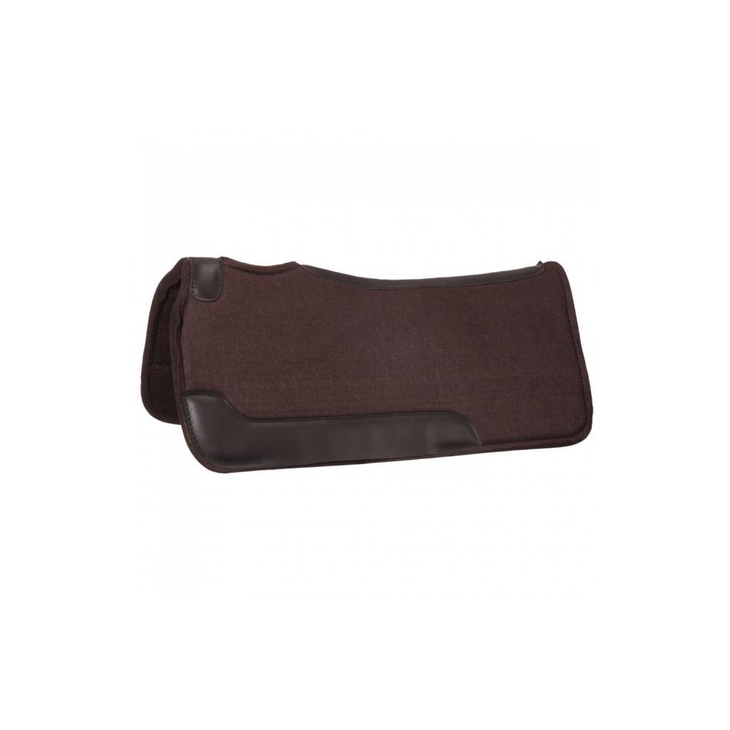 Tough 1 Contour Felt 3/4'' Saddle Pad - Plain