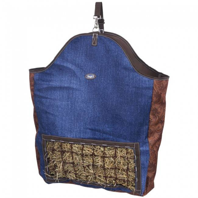 Tough 1 Slow Feed Hay Bag - American Legend Print