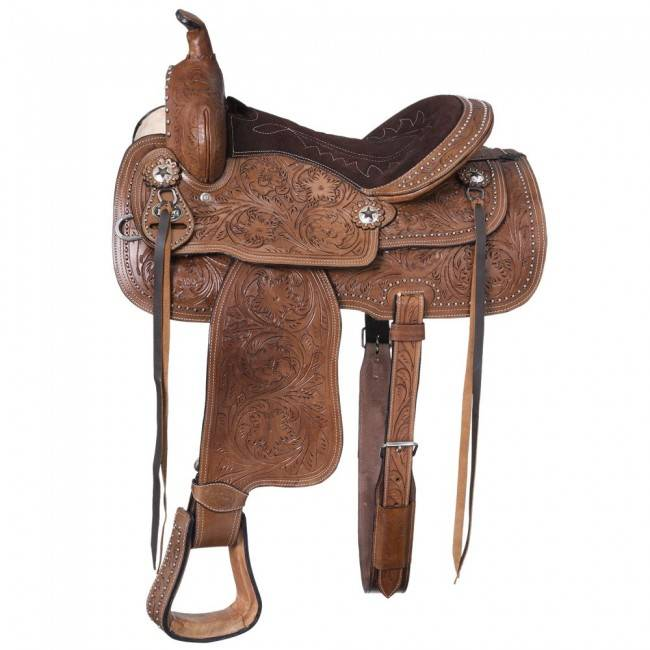 Tough 1 Braden Trail Saddle Package