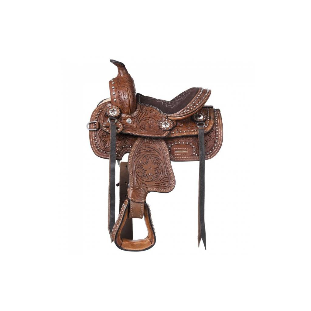 Tough 1 Miniature Braden Trail Saddle Package