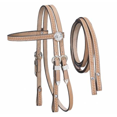 Tough 1 Miniature Mae Headstall With Reins