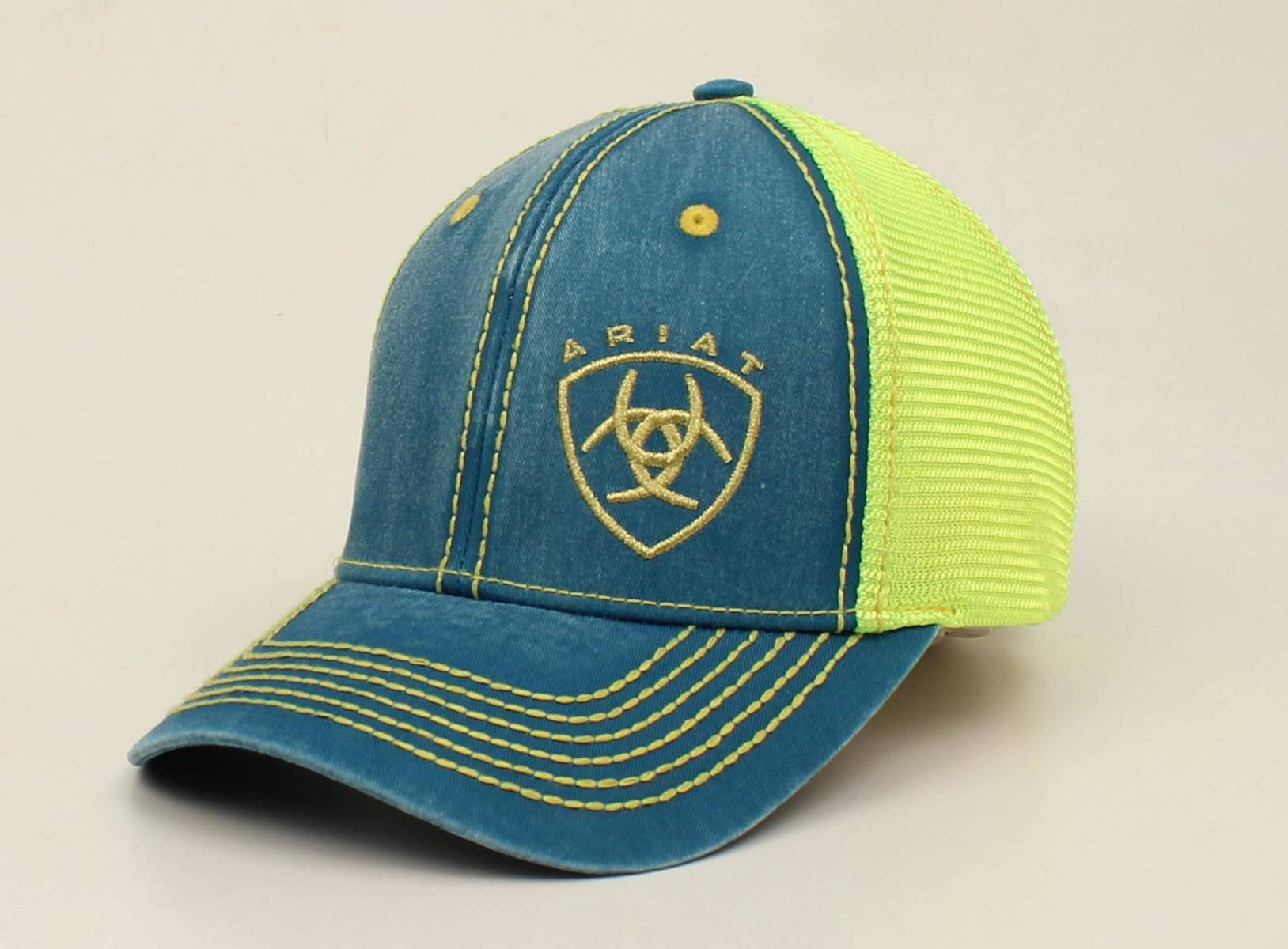 Ariat Ladies Shield Offset Ball Cap