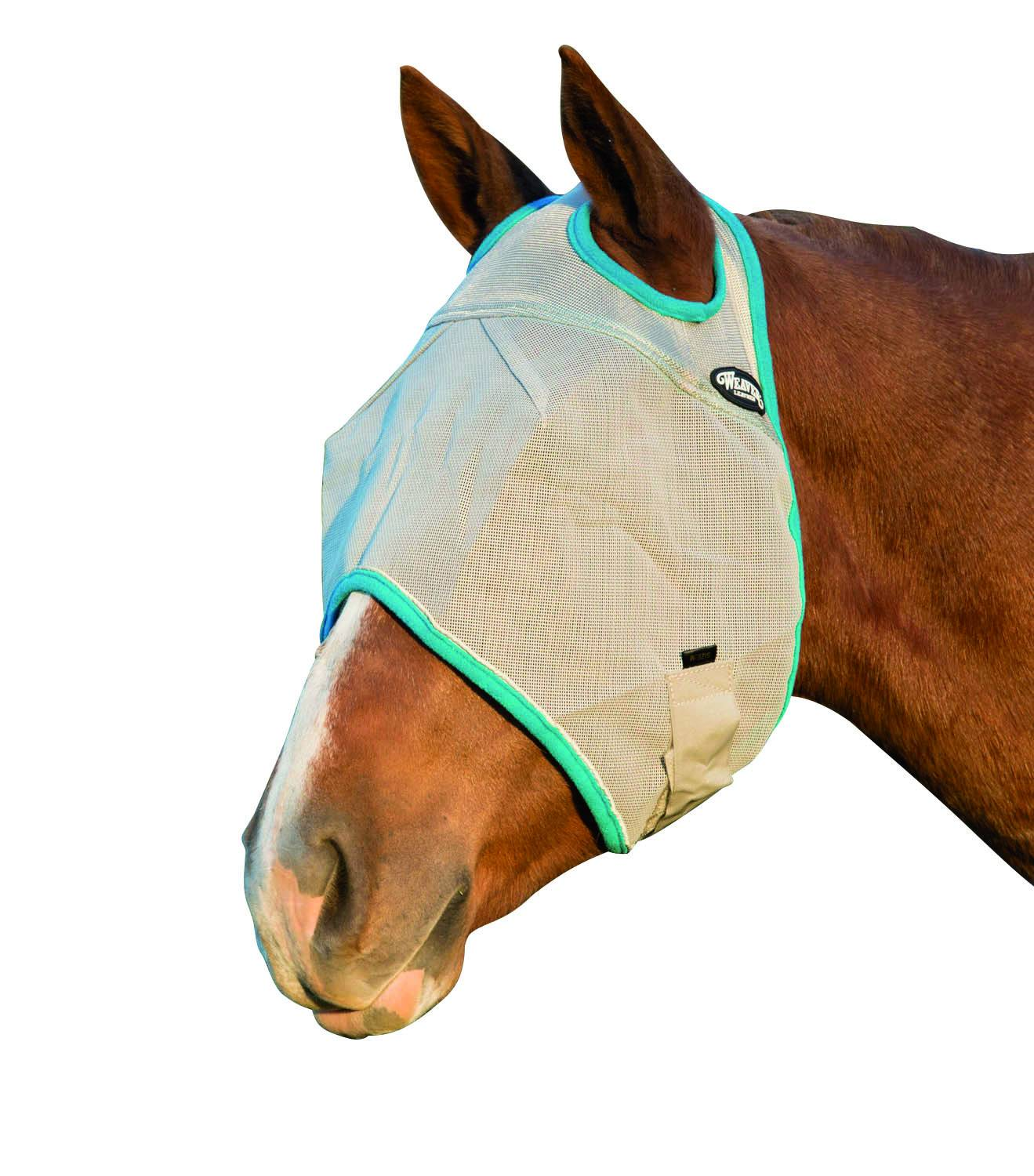Weaver Ear Hole Fly Mask