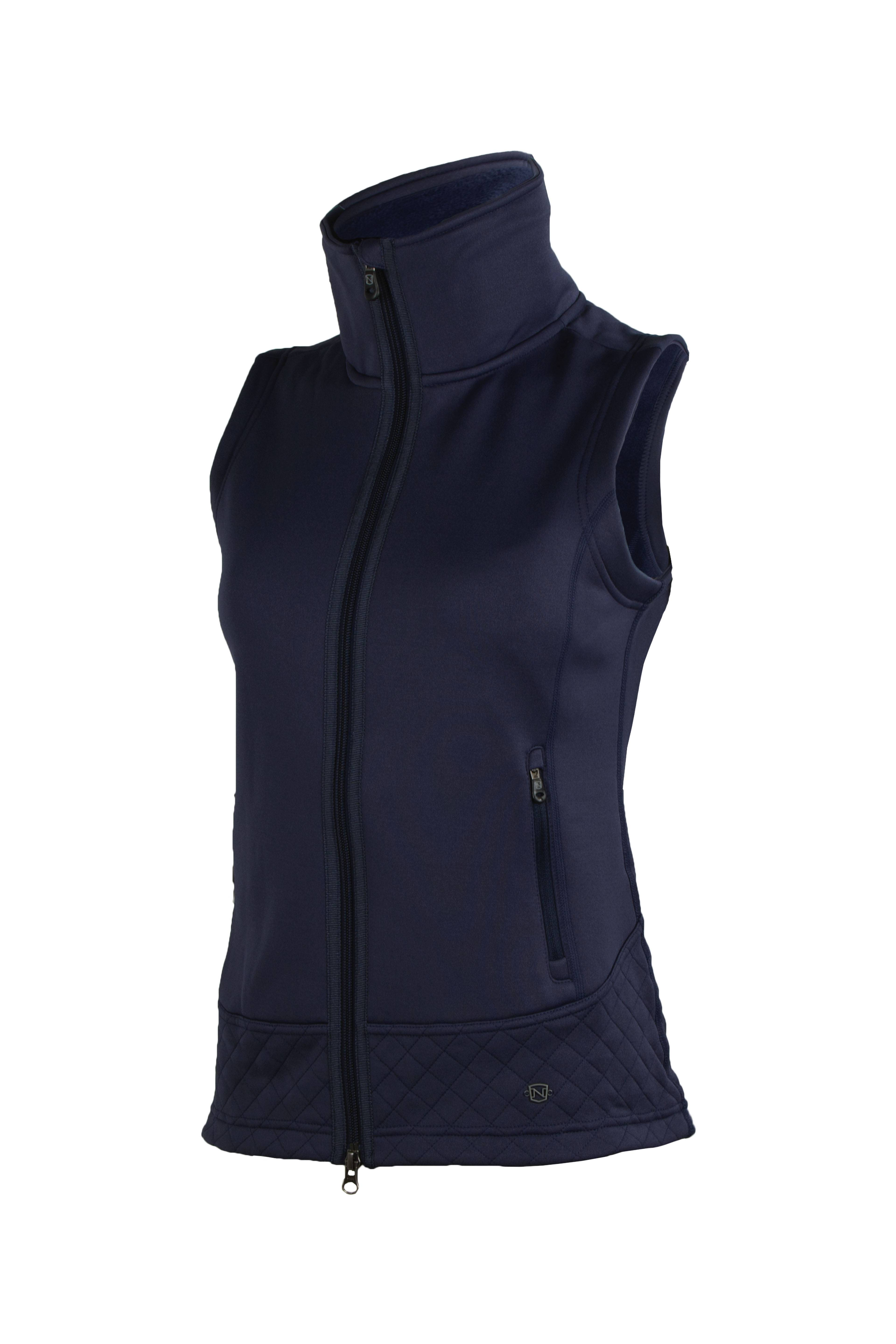 Noble Outfitters Ladies Premier Fleece Vest