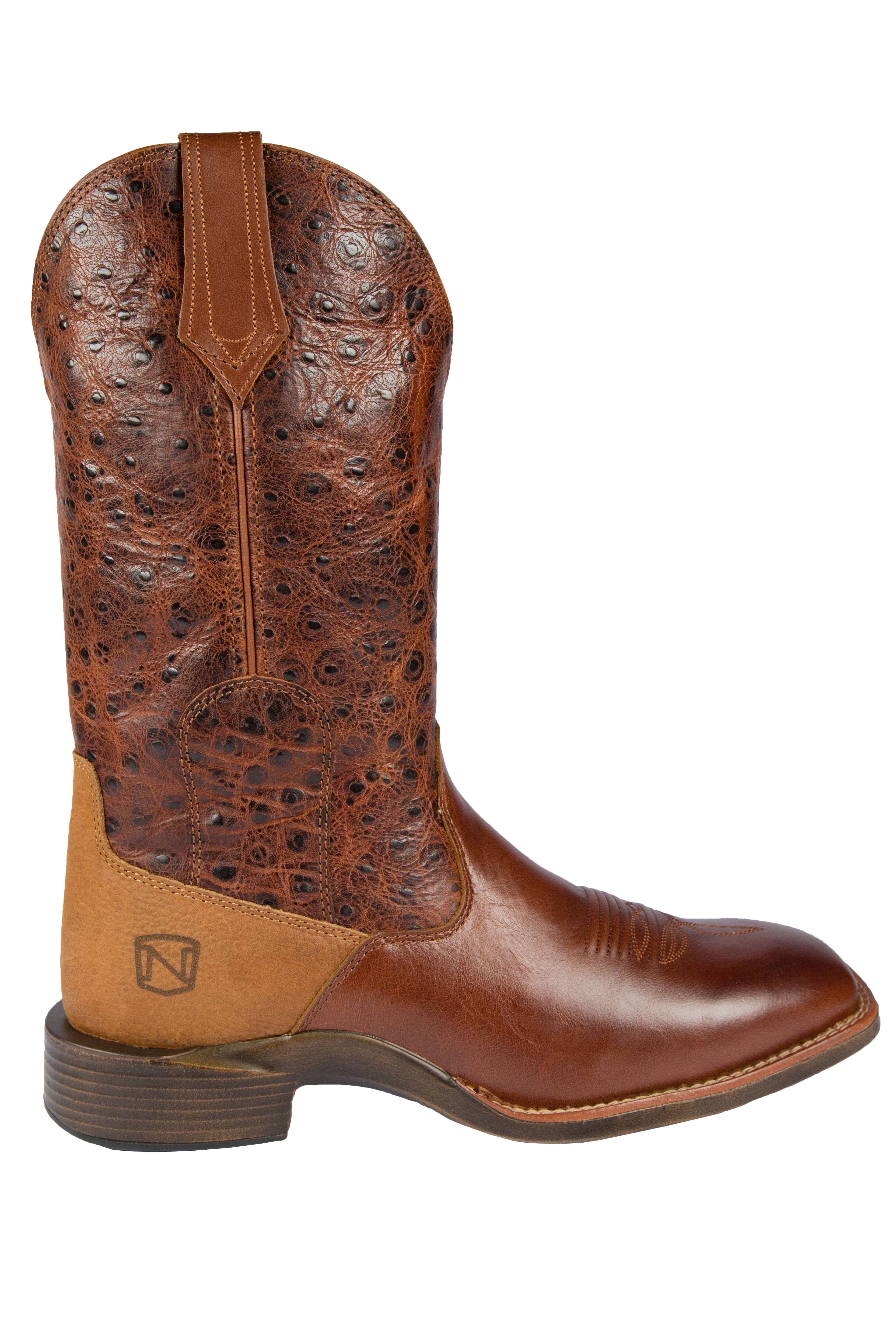 Noble Outfitters Mens All Around Square Toe Rare Breed Boot