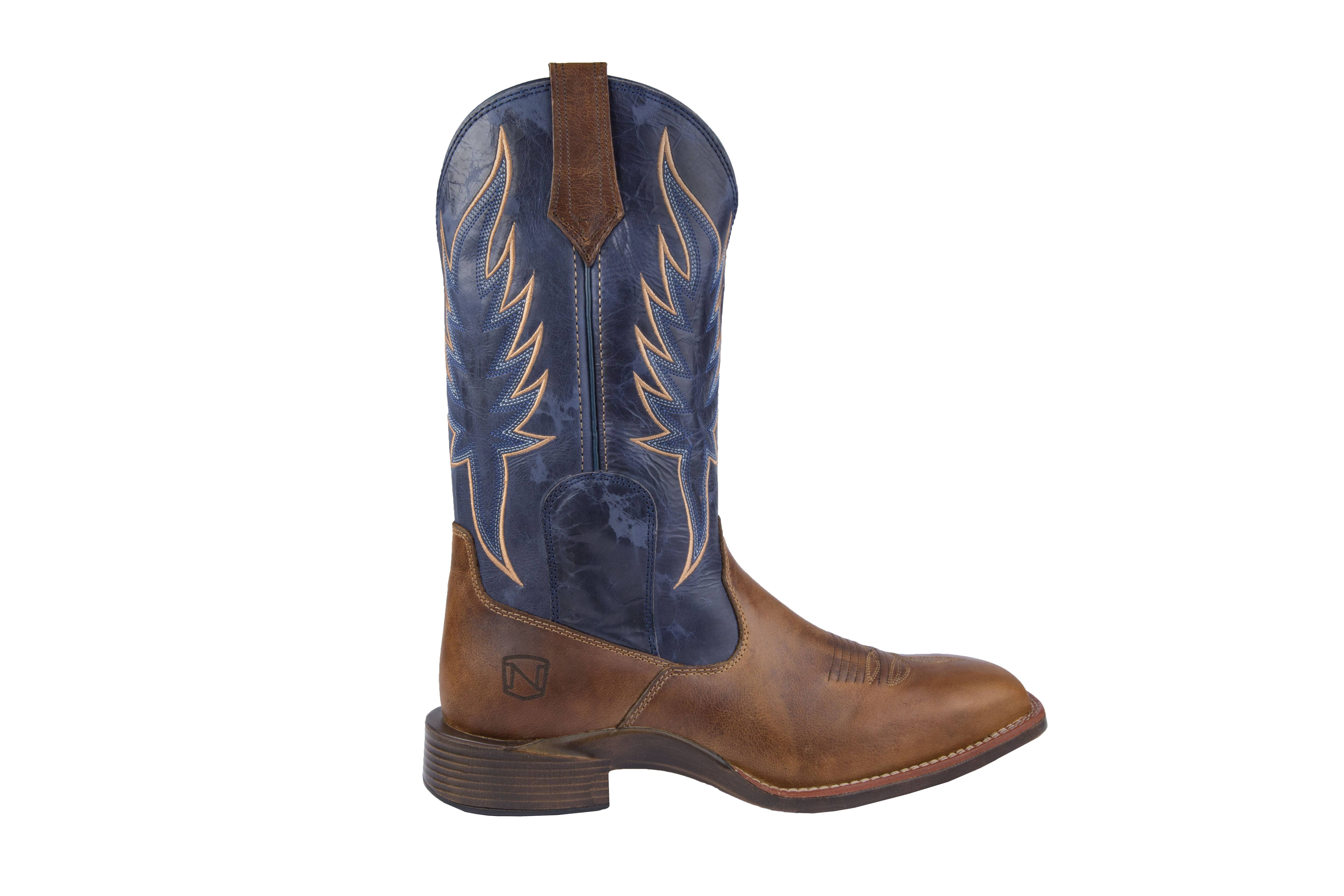 Noble Outfitters Mens All Around Square Toe Inferno Boot
