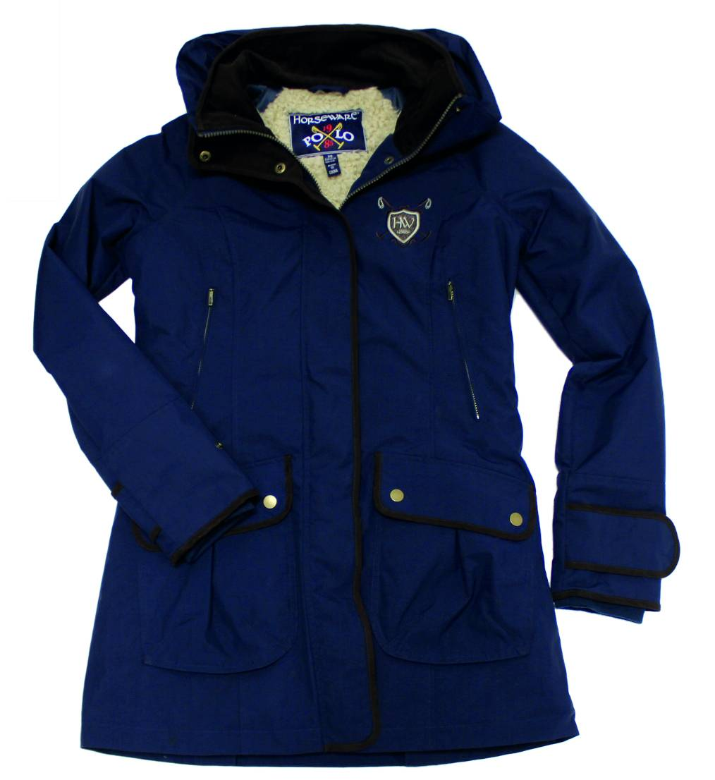 Horseware Ladies Elina Parka Jacket