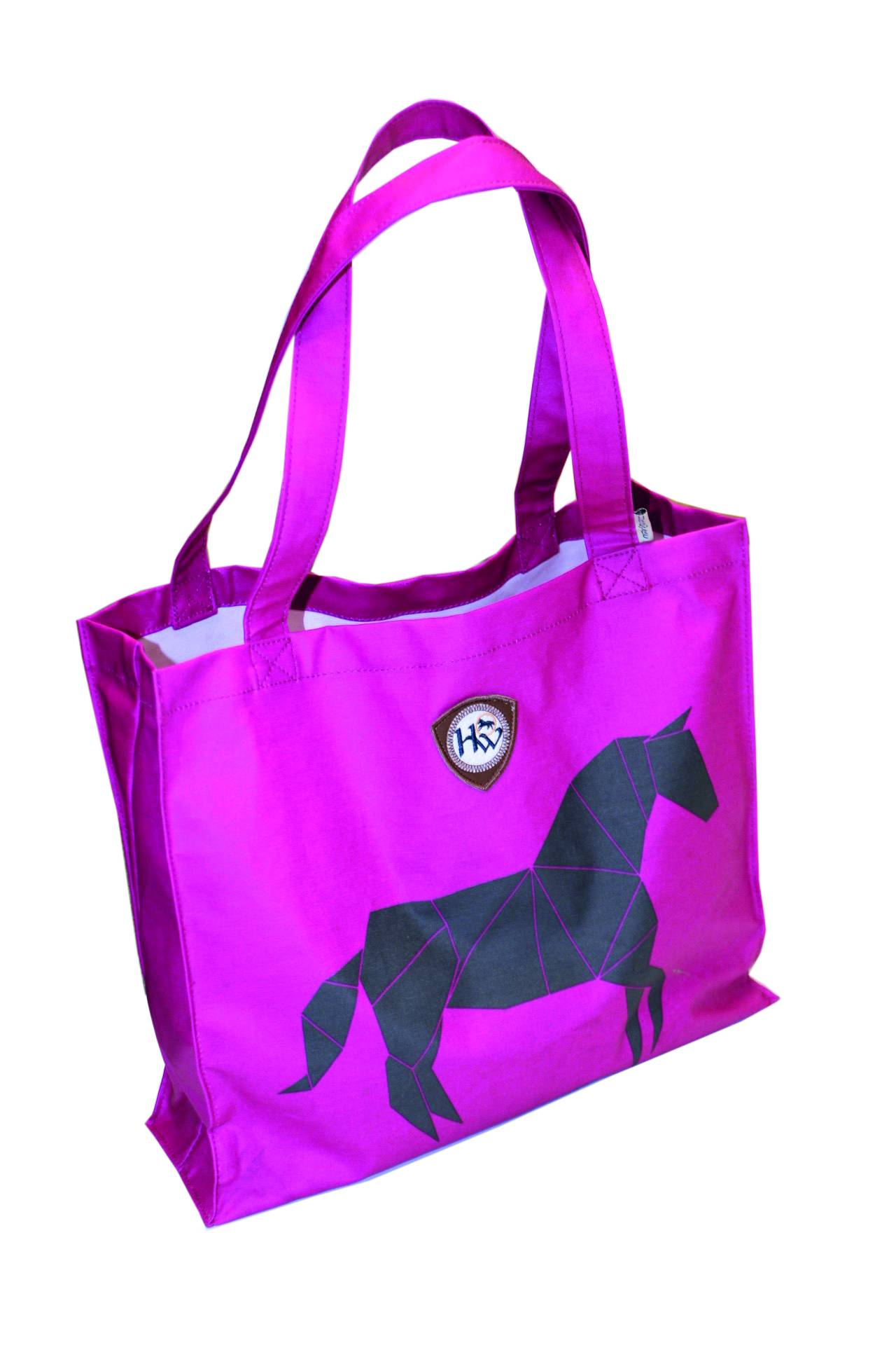 Horseware Canvas PU Tote