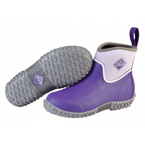Muck Boots Youth Muckster II Ankle - Purple