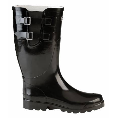 Muck Boots Ladies Classic Double Strap Puddleton - Black