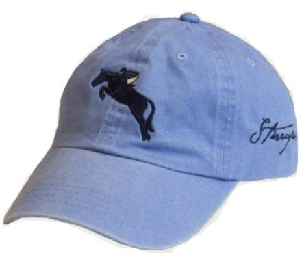 Stirrups Youth Jumping Horse Embroidered Cap