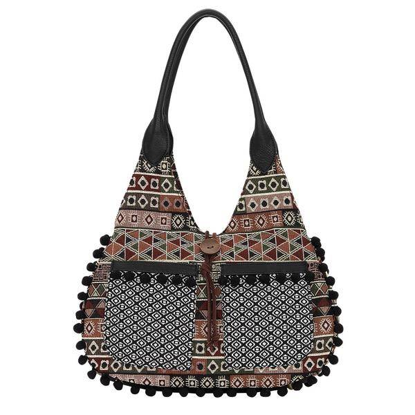 Bandana Tulum Scoop Top Tote