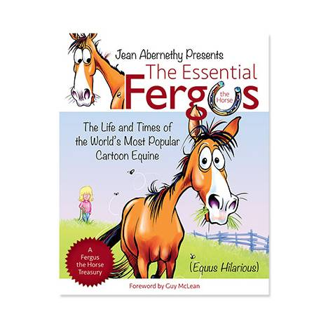 Fergus The Horse The Essentials Book