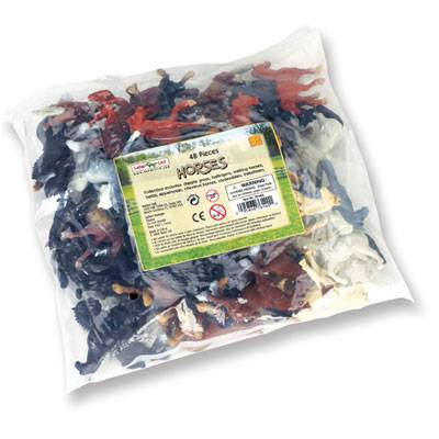 Safari Ltd Bulk Bag Of Horses