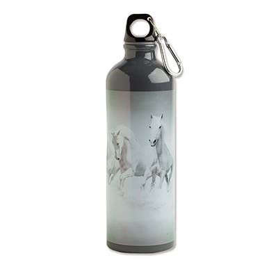 Friends On The Beach Aluminum Sports Bottle