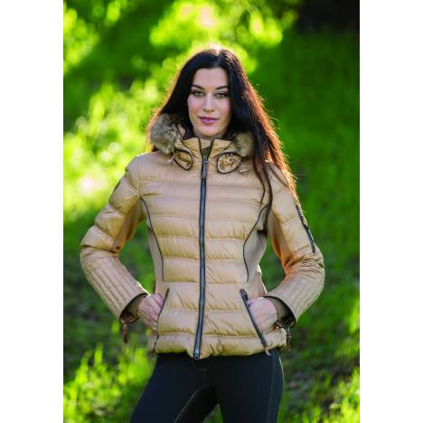 Goode Rider Ladies Luxe Parka