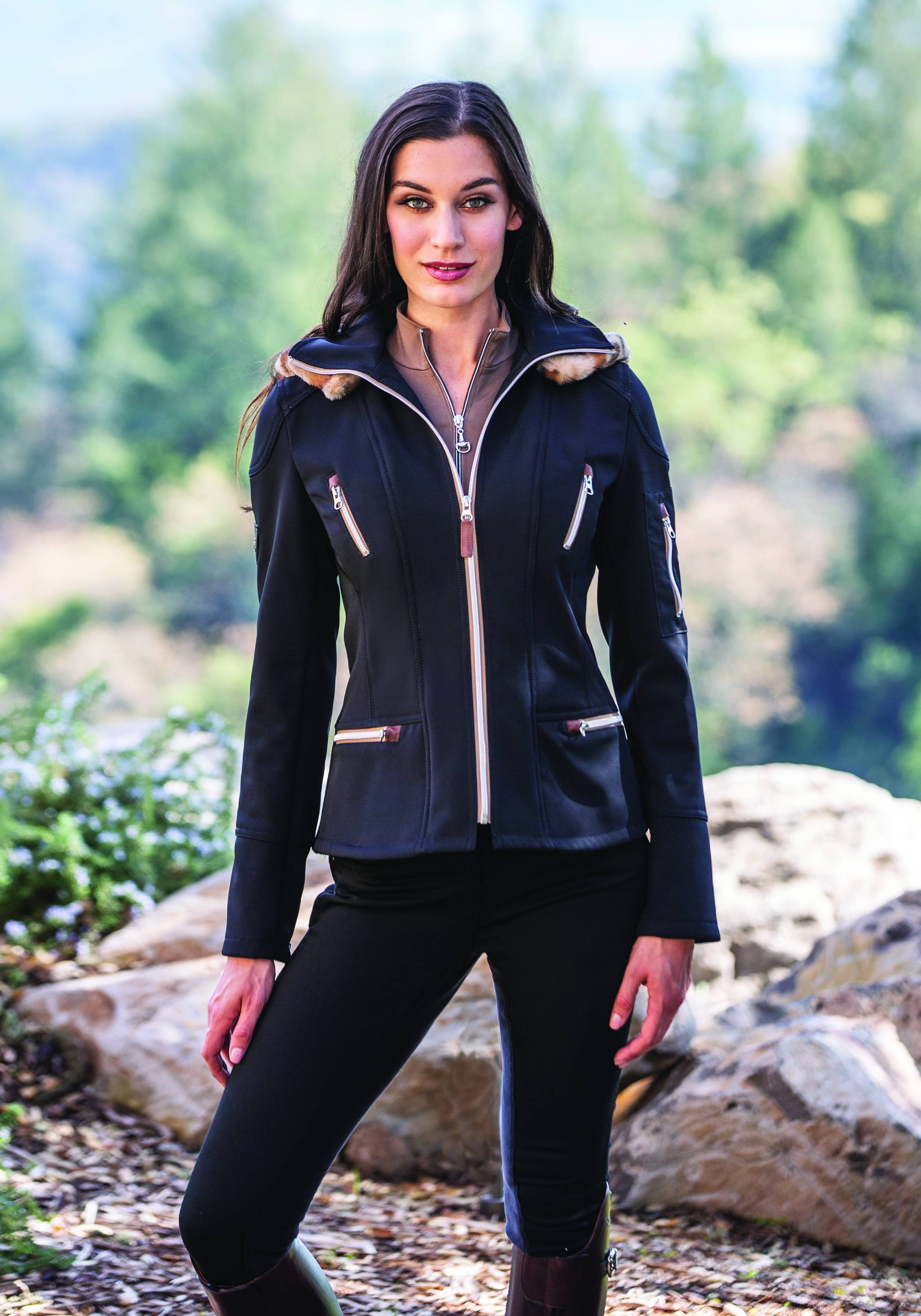 Goode Rider Ladies Vogue Jacket