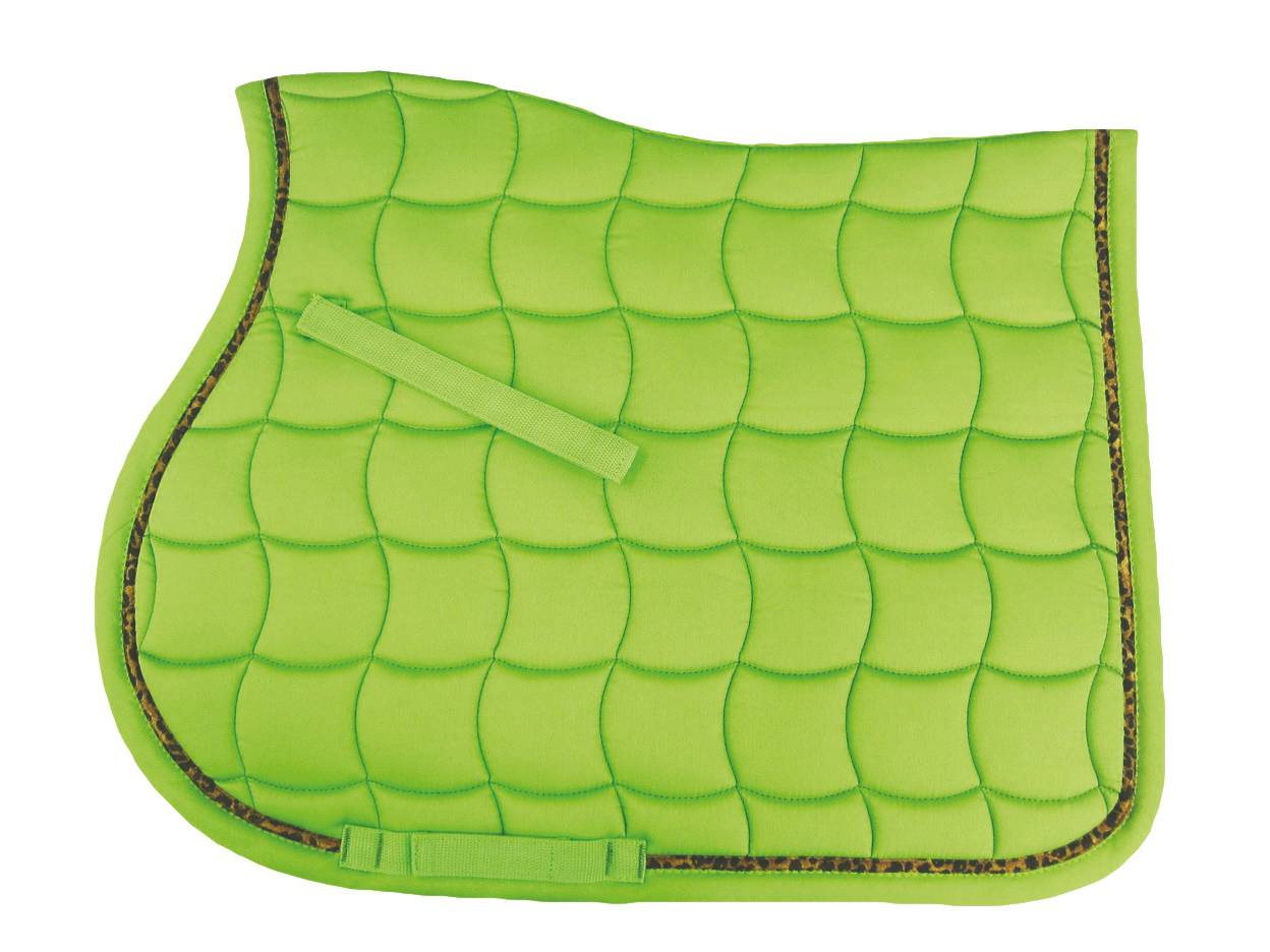 Lami-Cell Leopard All Purpose Saddle Pad