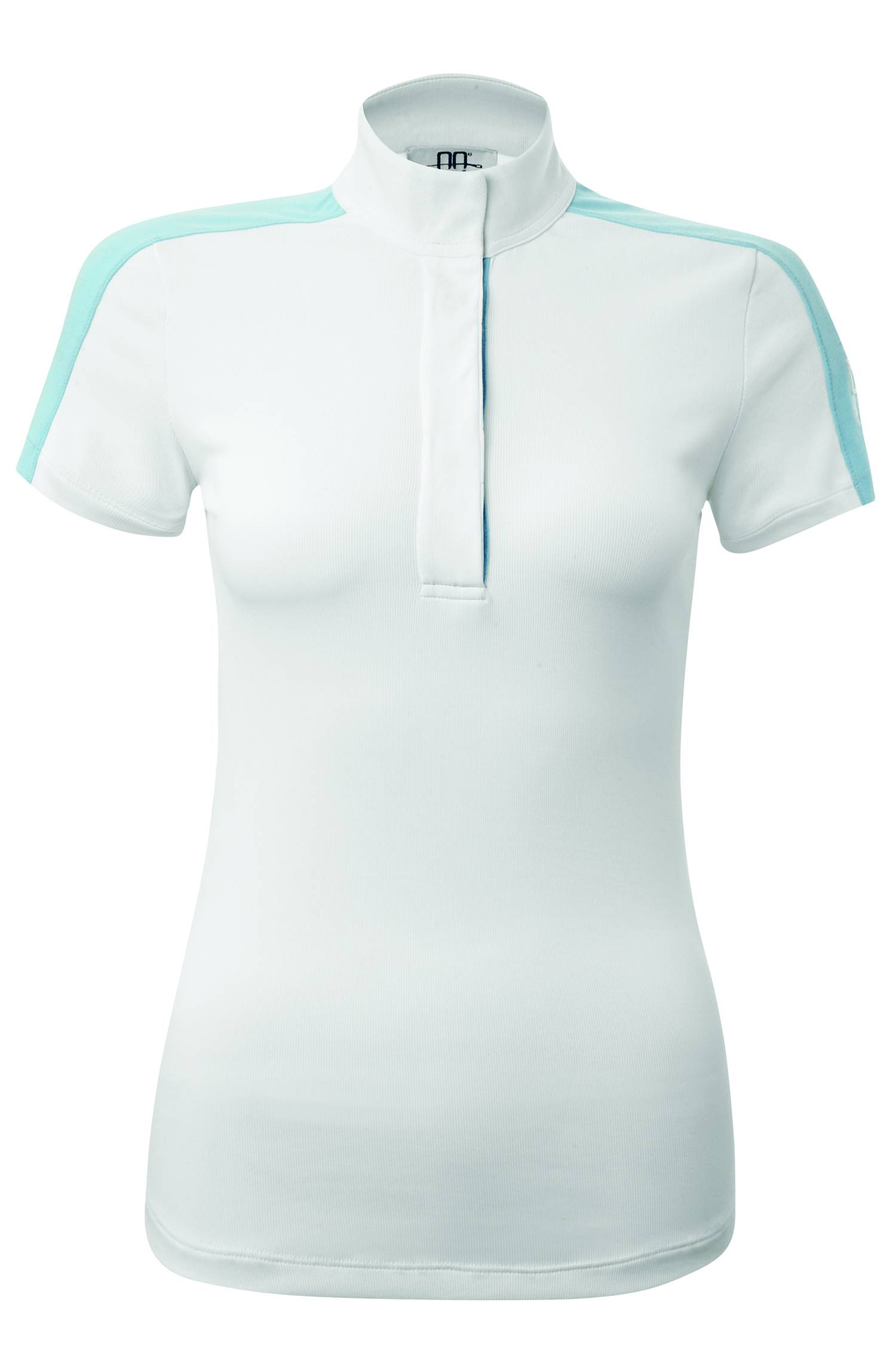 Alessandro Albanese Ladies Polo Competition Top Short Sleeve