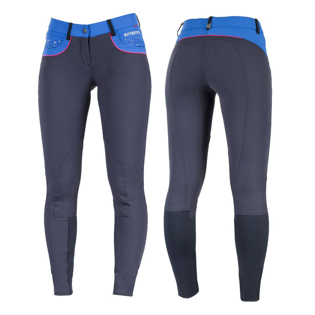 B Vertigo Melissa Women's Knee Patch Breeches