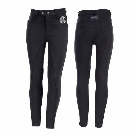 Horze Jen JR Children's Knee Patch Breeches