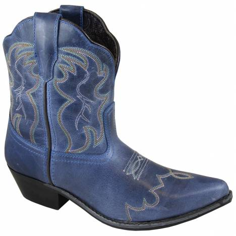 Smoky Mountain Ladies Juniper Boots - Blue