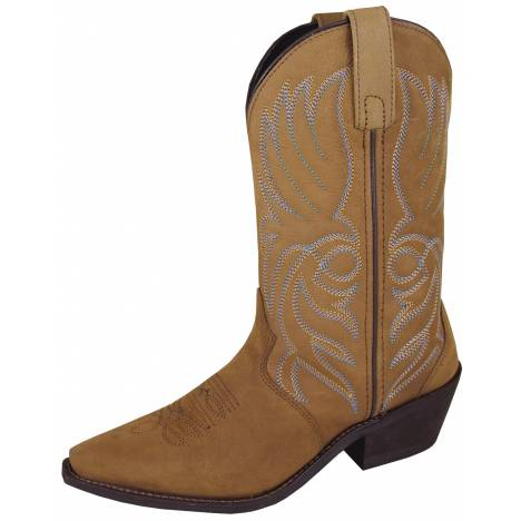Smoky Mountain Ladies Mojave Boots - Tan