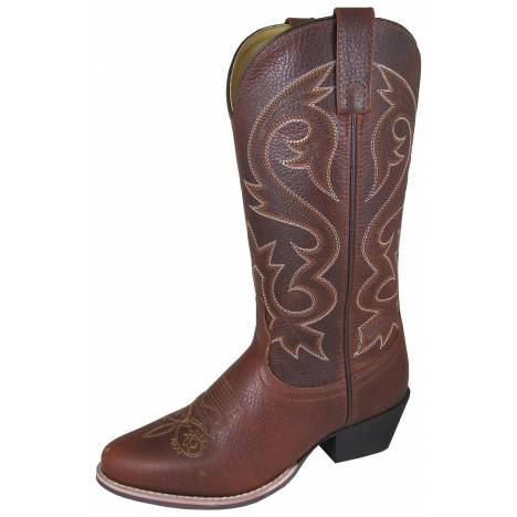 Smoky Mountain Ladies Redbud Boots - Brown