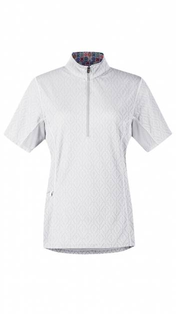 Kerrits Hybrid II Riding Shirt - Crossrails