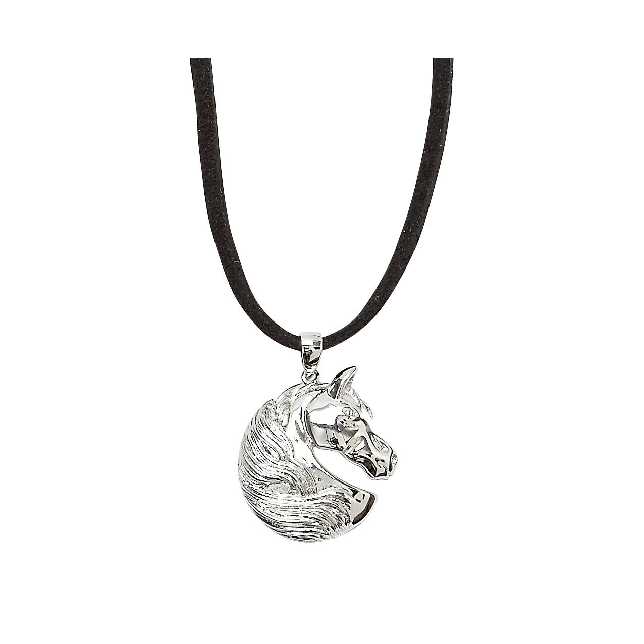Proud Horsehead Necklace
