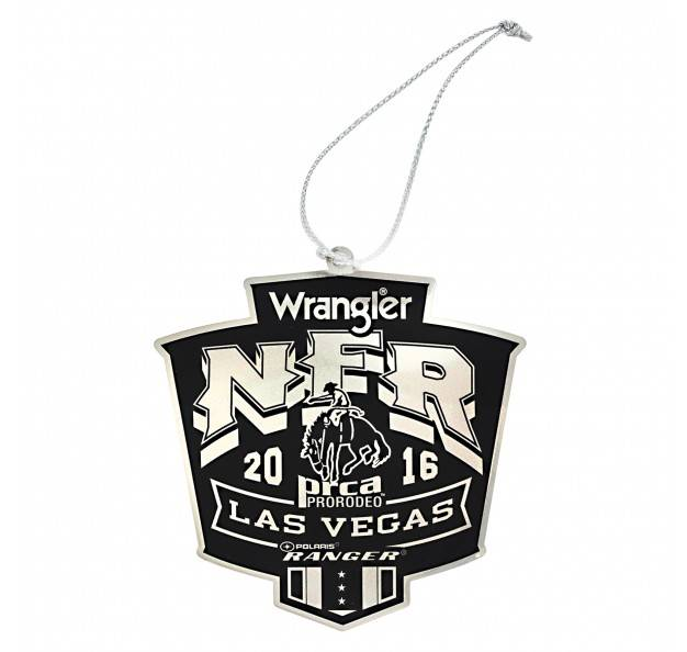 Montana Silversmiths 2016 Wrangler NFR Rodeo Ornament